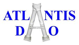 Atlantis DAO Maître d'oeuvre Logo
